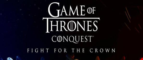 Game of Thrones: Conquest - Be the king of the Seven Kingdoms in Game of Thrones: Conquest and fight for the Iron Throne.