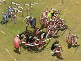 Lords of Conquest: Battle gameplay