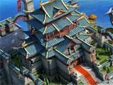 Your Asian castle in Lords of Conquest
