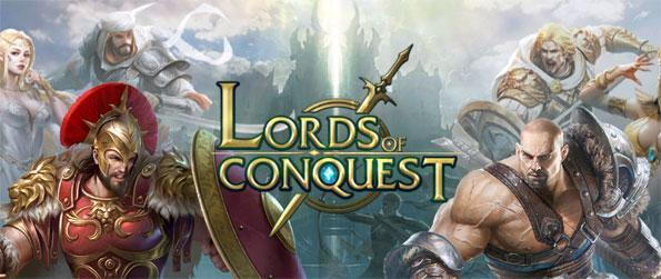 Lords of Conquest - Dominate your enemies and conquer the new world with your allies in Lords of Conquest!