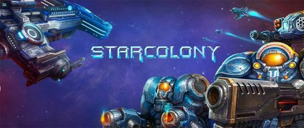 Star Colony - The Sons of Liberty meets the Clash of Clans...  and you'll get Star Colony.