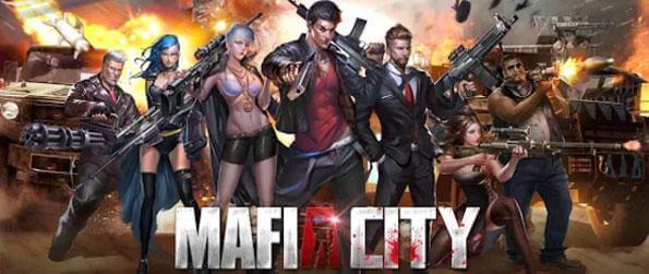 Mafia City - Become the ultimate mafia lord of your city in Mafia City.