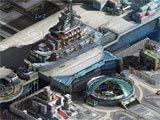Battle Warship: Naval Empire building a base