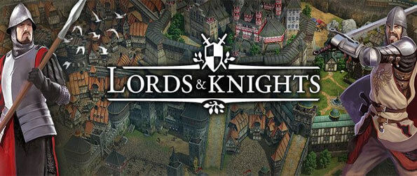 Lords & Knights - Build a fearsome empire of your own in this immersive strategy game that doesn't cease to impress.