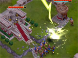 Anvil: War of Heroes epic battle