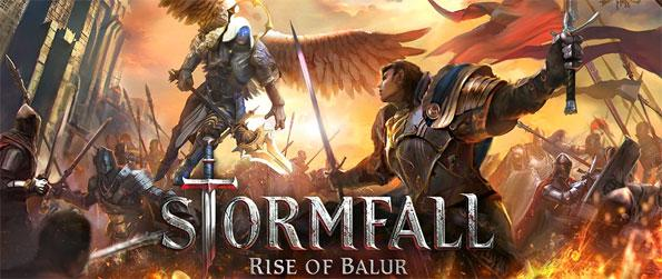 Stormfall: Rise of Balur - Raise the strongest army and go to war with your dragons to become the most powerful lord of the realm in Stormfall: Rise of Balur!