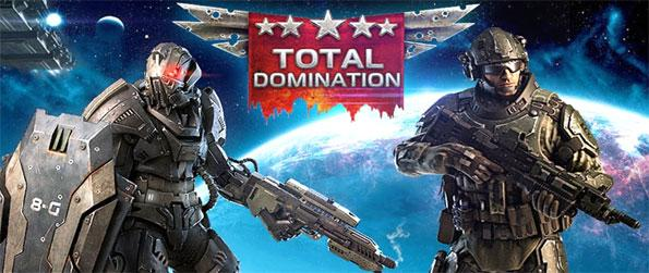Total Domination - Destroy all those mutants and dominate other colonies in this brilliant sci-fi themed title from Plarium, Total Domination!