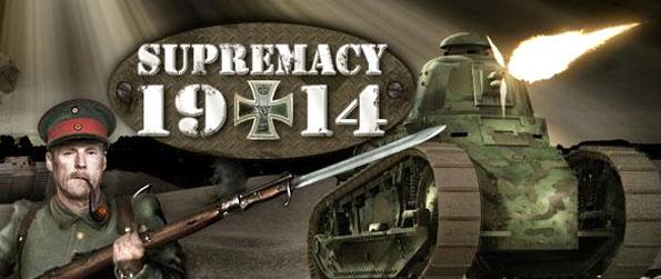 Supremacy 1914 - Begin your world domination as new technologies emerge at the turn of the century.