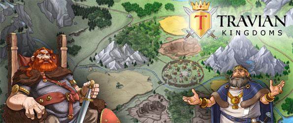 Travian: Kingdoms - Enjoy this awesome strategy game in which you'll get to build your very own empire.
