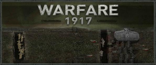 Warfare 1917 -  Command your units, advance your troops to take the next positions, and win the war for either Germany or Britain.