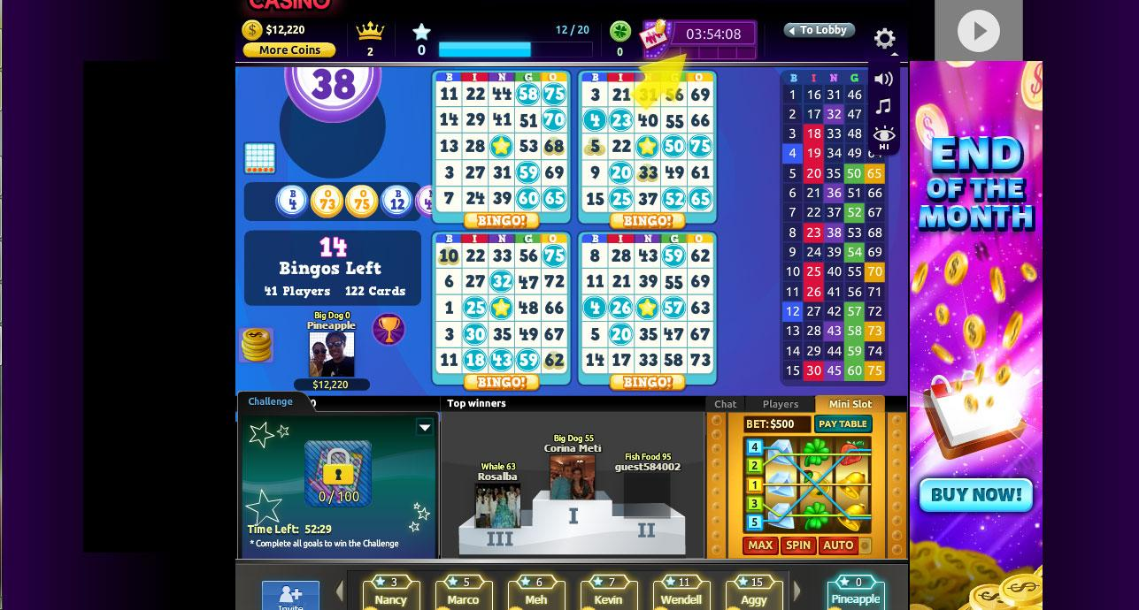best casino slots bingo and poker