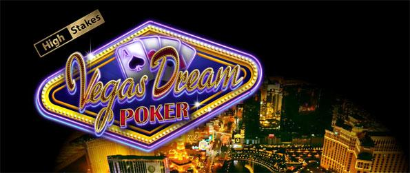 Vegas Dream Poker - Play with the big fish in Poker.