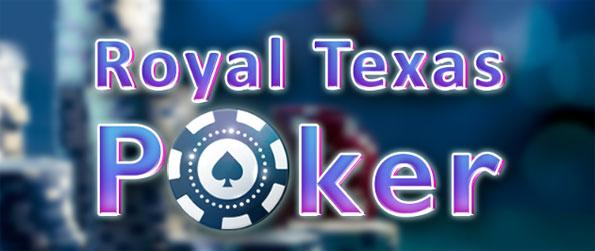 Royal Texas Poker - Enjoy this exciting poker game that you won't be able to get enough of.
