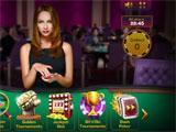 TX Poker lobby