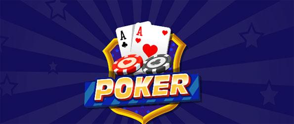 Poker: Texas Holdem - Choose between the Sit-n-Go, continuous Hold 'Em or the Shooutout matches.