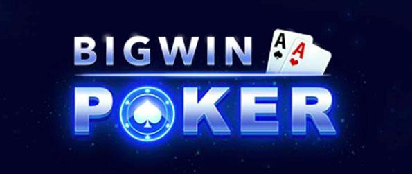 Big Win Poker - Play poker with players from all around the world in Big Win Poker.