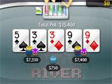 Golgex Hold'Em Poker trying to win big