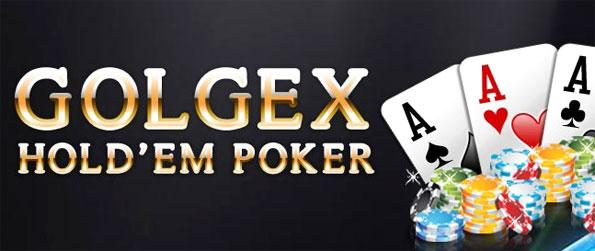 Golgex Hold'Em Poker - Enjoy this captivating poker game that'll have you hooked for countless hours.