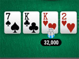 Turn Texas HoldEm Poker gameplay