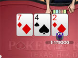 Poker Kingz River Cards