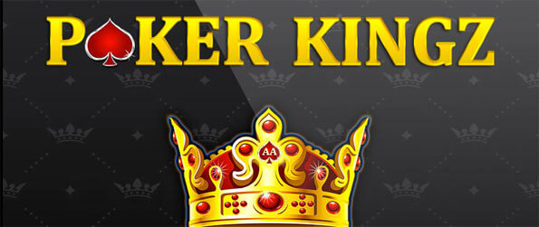 Poker Kingz - Bring out your best Poker strategy and put it on the table.