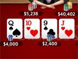 Casinox Texas Hold'Em poker Big Bets