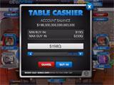 Elite Poker Table Cashier
