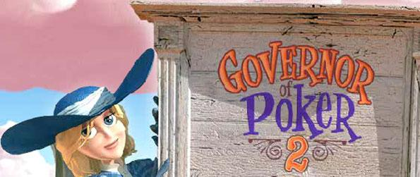 Governor of Poker 2 - Call, raise and bluff your way to winning in the tournaments.