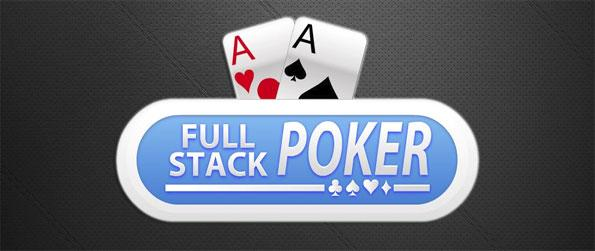 Full Stack Poker - Play this awesome poker game that'll give you hours upon hours of enjoyment.