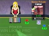 Dealer in Texas HoldEm Poker Deluxe