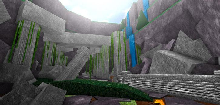 Ruins by HelloSlackers