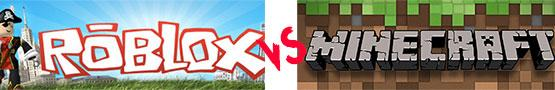 Sandbox Games - Roblox vs Minecraft