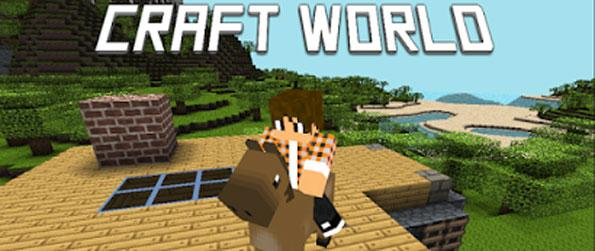 Craftworld : Build & Craft - Let your imagination run wild and build everything you want to in Craftworld: Build & Craft.