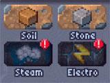 The Sandbox: Basic elements