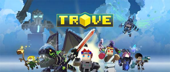 Trove - Immerse yourself in this extraordinary game that blends together sandbox gameplay with a RPG elements.