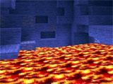 Minetest dangerous lava