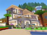 Block Craft 3D: Building Game: Making Villas