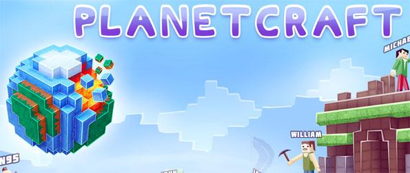 PlanetCraft - Explore a humongous world full of unbelievable structures made of bricks.