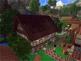 Mythruna beautiful house