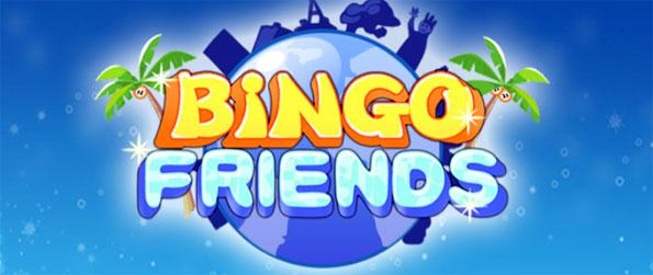 Bingo Friends - Win a Bingo as fast as you can to earn cash.