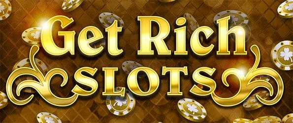 Get Rich Slots - Take your pick from one of many richly rewarding slot machine games.
