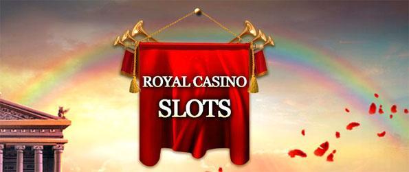 Royal Casino Slots - Play high-definition slot machine games.