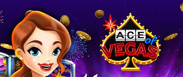 Ace of Vegas - Bet as high as you can risk, and receive rewards.