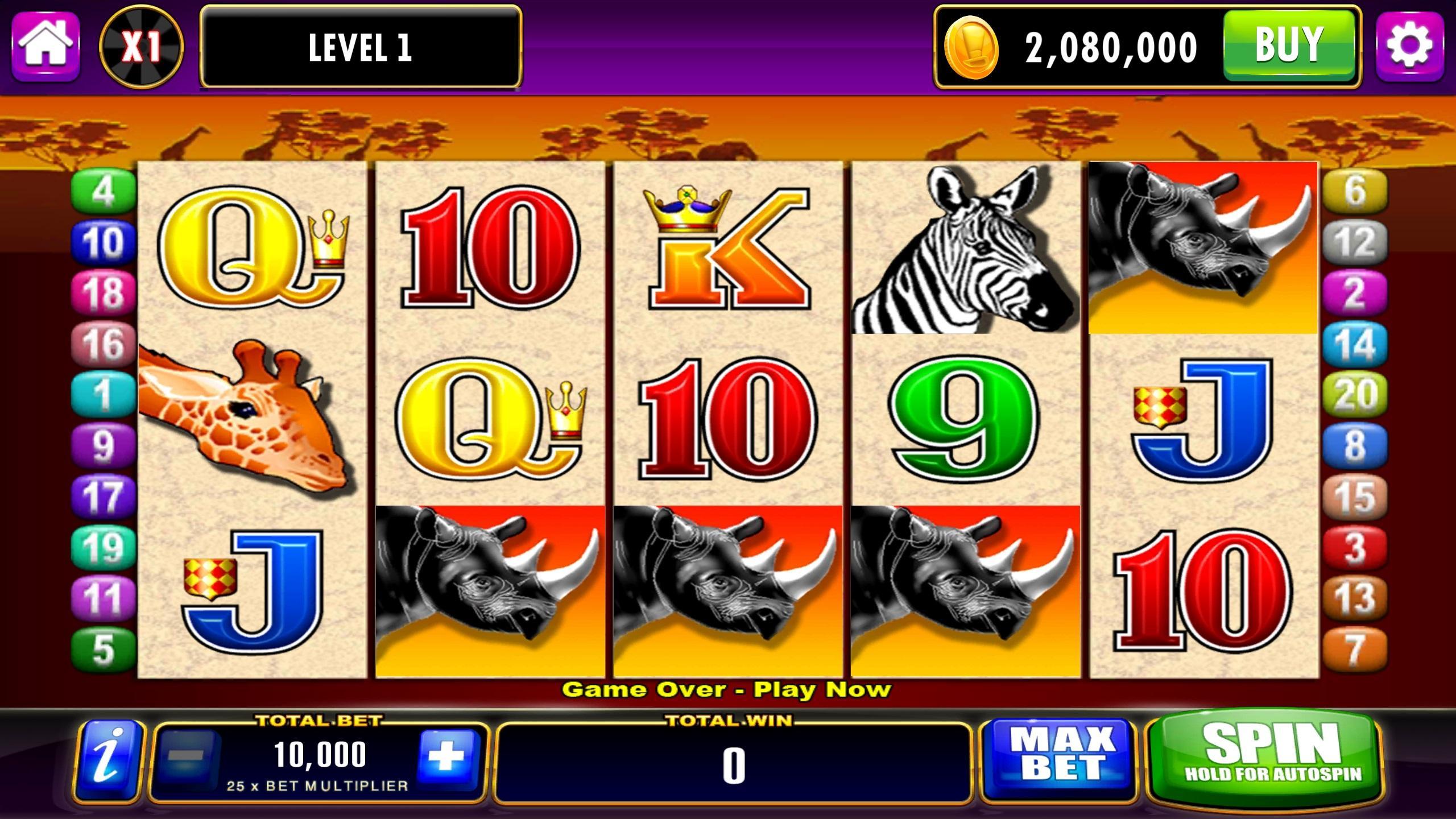 cashman casino cheats