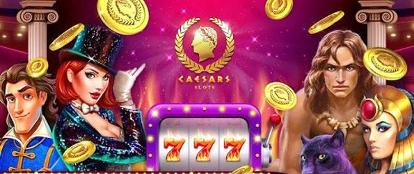 Caesars Slot Machines & Games - Go back to the medieval age in this epic slot game Caesars Slot Machines & Games.