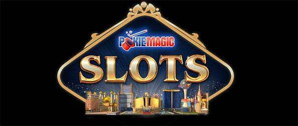 Pokie Magic Casino Slots - Be amazed at the very expansive library of this casino.