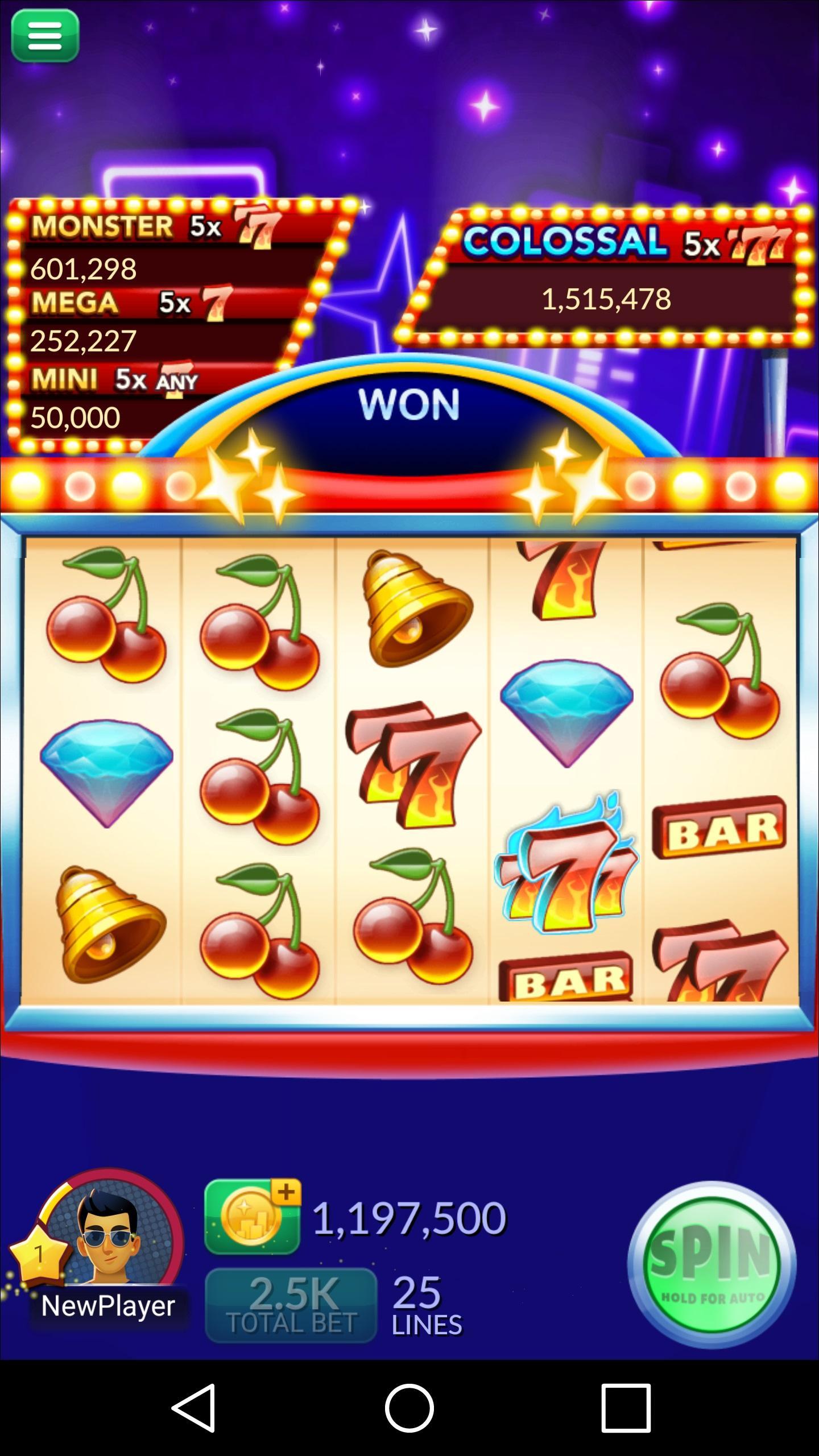 Magic Slot Games