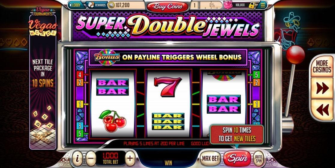 Thunder Bay Gambling - Certified Legal Casino - Twiggy By La Slot Machine