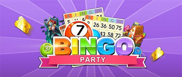 Bingo Party - Crazy Bingo Tour - Play this exciting bingo game in which you'll be able to play with tons of players from around the world.
