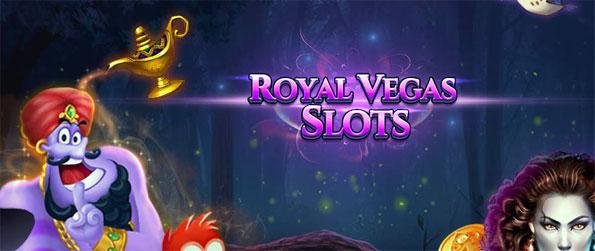 Royal Vegas Slots - Collect daily and hourly bonuses to add to your stash.